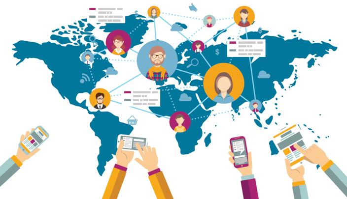 enterprise social and collaboration