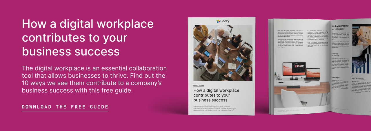 digital workplace success and transformation