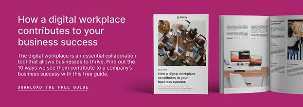 digital workplace success