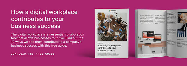 digital workplace business success
