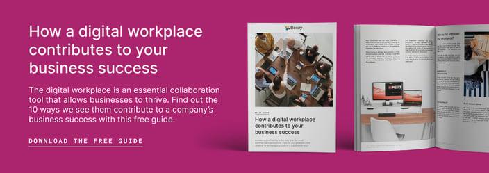 digital workplace success