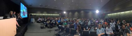 Office 365 Panel at Microsoft Ignite 2016
