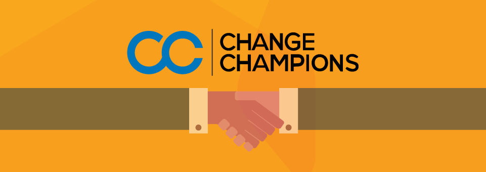 Beezy partners up with Change Champions - l