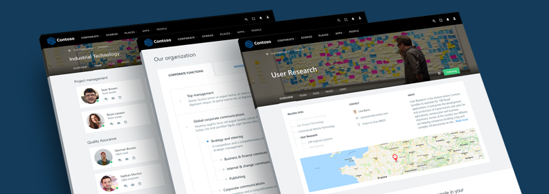 Beezy Sites - for content management
